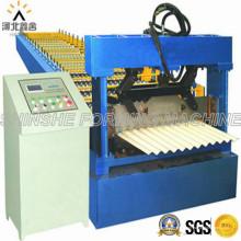 Machines de fabrication de feuilles sinusoïdales