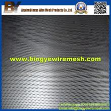 Métal perforé en acier inoxydable utilisé dans les chemins de câbles