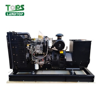 Lovol Engine 50 KVA Diesel Genset Open Type