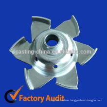 custom sheet metal impeller for water pump