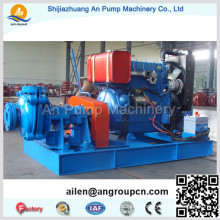 Horizontal Centrifugal Anti Abrasion Titanium Centrifugal Slurry Pump