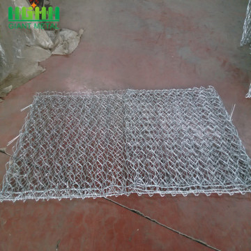 Gabion Mesh Galvanized Hexagonal Mesh Box