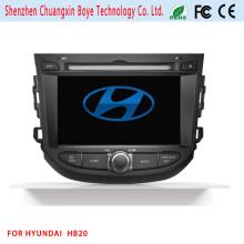 Lecteur DVD 2 DIN pour Hyundai Hb20