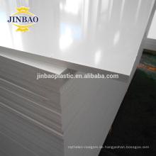 JINBAO-Farbschaum-PVC-Brett für Anzeigenbeschriftungsbrettmaterial
