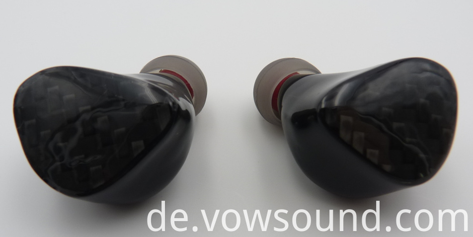 True Wireless Dual Driver Earbuds