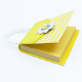 colorful vest shape memo pad, sticky note pad, design will vary