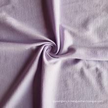 Tissu en bambou 70% coton biologique 30% fibre de bambou