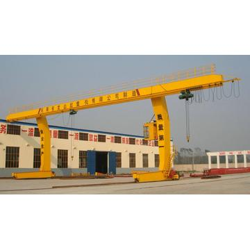 ce iso electric hoist single girder gantry crane