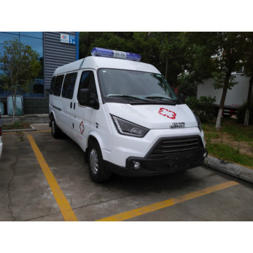2020 JMC negative pressure ambulance