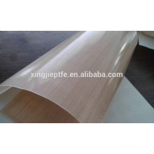 Fiberglass woven cloth with ptfe coated