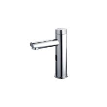 Grifo de lavabo con sensor de latón cromado pulido