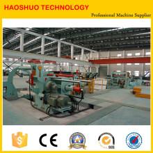 Станок для продольной резки рулонной стали для горячекатаной и холоднокатаной рулонов