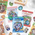 40PCS Per Set Packing Plastic Life Decorating Stickers