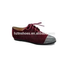 Four Season sneaker chaussures en dentelle femme chaussures plates chaussures décontractées pour femmes
