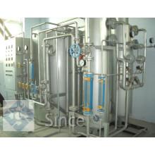 Опытное производство генератора очистки аммиака