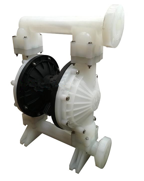 QBY type pneumatic diaphragm thick slurry pump 2