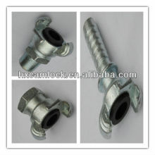 Carbon steel Claw coupling US type two lugs or four lugs