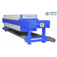 1000 Series High Efficiency PP Filter Machine with drip tray
