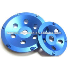 PCD diamond cup wheels for gule