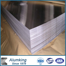 Feuille d'aluminium 1050/1060/1100 5052/5005 Alliage
