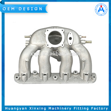 Service d'OEM disponible Produit de forgeage en aluminium de sablage