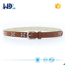 fashion design lady pu belt for garments