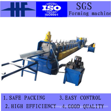 Gutter Plate Roll Forming Machine