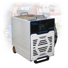 Custom-made hot selling electric ice bath hot bath cooling unit for low temperature hydrotherapy