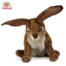 juguetes calientes conejo lindo juguete peluche al por mayor juguetes de peluche para Navidad 2017