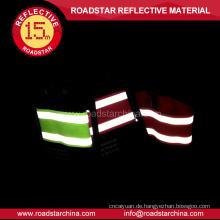 Mode Fluoreszenz Farbe reflektierende Sicherheit Armband
