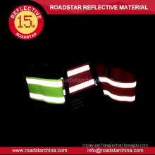 Fashion Fluorescence Color Reflective Safety Armband