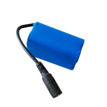 18650 1S4P 3.7V 9600mAh Li Ion Battery Pack