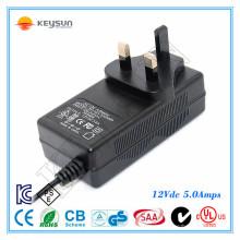 60W LED Netzteil 12V 5A AC DC Netzteil