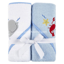 Shower Gifts Baby 100% Bamboo Hooded Bath Towel