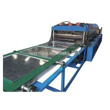YTSING-YD-0419 Passez le petit pain en acier glacé complètement automatique de la CE et d'OIN formant la machine de boîte de panneau