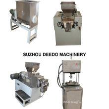 Machine de ligne de production de savon de petit pain