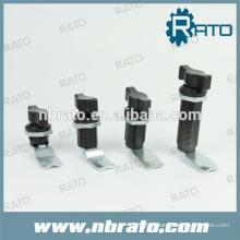 RCL-184 fechaduras de câmaras tubulares a um quarto de volta