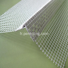 Perle de coin 20x20mm Pvc Wall Protect