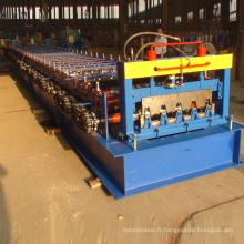 CE / ISO certificat russie typeH75 étage platelage meilleure qualité étape carrelage formant la machine