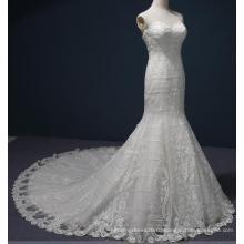 Милая Русалка Кружева Вечерние Свадебные Платья