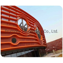 Outdoor Outstanding Modelling Building Materials 3D Wall Aluminum Composite Panels