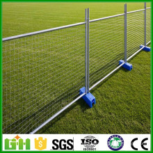 China Factory high quality galvanized mobile temporary fence iso9001 factory