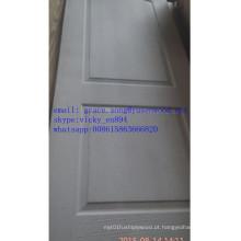 Alta Qualidade MDF / HDF Porta Moldada Da Pele com Preço Barato 3mm
