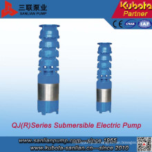 Qj (R) Bomba Elétrica Submersível