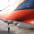 Evergreen Maritime Marine Rubber Airbags for Concrete Structure Moving to Ships and Barges in Shipyard