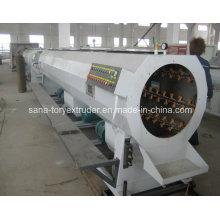 HDPE пластичная производственная линия Штранг-прессования трубы/машинное оборудование Штрангпресса