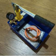 HSY25 25bar herramienta de prueba de presión manual portátil con 3KG