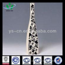 2013 nuevo jarrón de cerámica para la decoración casera