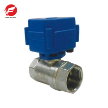 El agua 12v más duradera motorizada con válvula de control del nivel de agua del temporizador