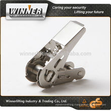 "2015 new product 1"" Standard Ratchet adjustable ratchet buckle"